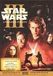 STAR WARS A VINGANÇA DOS SITH DVD