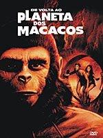 DE VOLTA AO PLANETA DOS MACACOS DVD