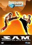 DISCOVERY SAM SEGREDOS DAS ARTES MARCIAIS DVD