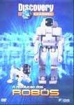 DISCOVERY A REVOLUÇÃO DOS ROBÔS DVD