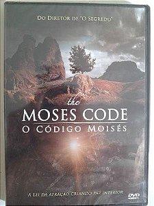 O CÓDIGO MOISÉS DVD
