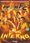 PRIDE FC INFERNO DVD