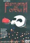 O FANTASMA DA ÓPERA DVD