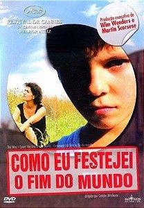 COMO EU FESTEJEI O FIM DO MUNDO DVD