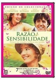 RAZÃO E SENSIBILIDADE DVD