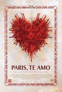 PARIS, TE AMO DVD