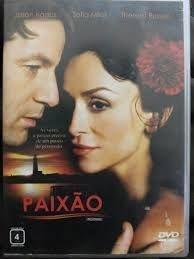 PAIXÃO DVD