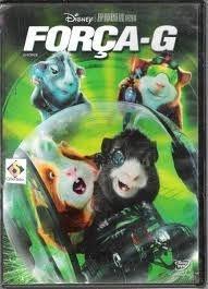 FORÇA-G BOX DVD