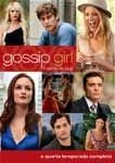 GOSSIP GIRL A QUARTA TEMPORADA DVD