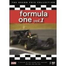 FORMULA ONE VOL 1 DVD