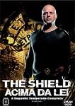THE SHIELD ACIMA DA LEI A SEGUNDA TEMPORADA DVD