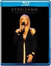 STREISAND LIVE IN CONCERT BLU-RAY