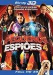 PEQUENOS ESPIÕES 4 3D (BLU-RAY)