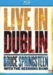 BRUCE SPRINGSTEEN LIVE IN DUBLIN- BLU RAY