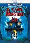 A CASA MONSTRO 3D BLU RAY