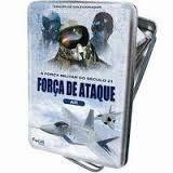FORÇA DE ATAQUE AR EDIÇÃO DE COLECIONADOR 5 DVDS