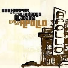 BEN HARPER AND THE BLINDBOYS LIVE AT THE APOLLO DVD
