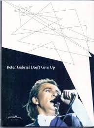PETER GABRIEL DON´T GIVE UP DVD