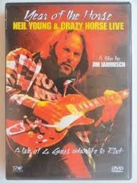 NEIL YOUNG & CRAZY HORSE LIVE DVD