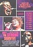 ONLY THE STRONG SURVIVE DVD