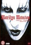 MARYLYN MANSON GUNS, GOD AND GOVERNMENT WORLD TOUR DVD