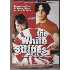 THE WHITE STRIPES CANDY COLOURED BLUES DVD