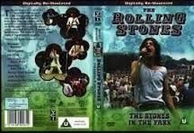 THE ROLLING STONES THE STONES IN THE PARK DVD