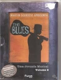 THE BLUES UMA JORNADA MUSICAL VOLUME 1 DVD
