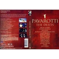 PAVAROTTI THE DUETS DVD