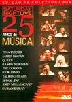 25 ANOS DE MÚSICAS SATURDAY NIGHT LIVE VOLUME 2DVD