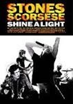 THE ROLLING STONES SHINE A LIGHT DVD