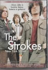 THE STROKES NEW YORK STORIES DVD