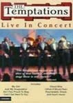 THE TEMPTATIONS LIVE IN CONCERT DVD