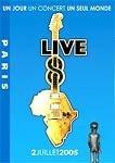 LIVE 8 PARIS DVD