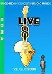 LIVE 8 ROMA DVD