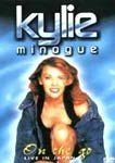 KYLIE MINOGUEON THE GO LIVE IN JAPAN DVD