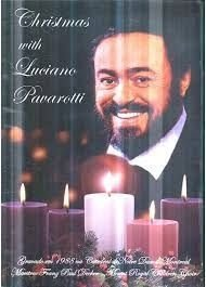 CHRISTMAS WITH LUCIANO PAVAROTTI DVD