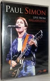 PAUL SIMNOHN LIVE FROM PHILADELPHIA DVD
