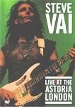 STEVE VAI LIVE AT THE ASTORIA LONDON DVD