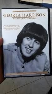 GEORGE HARRISON UP CLOSE AND PERSONAL DVD