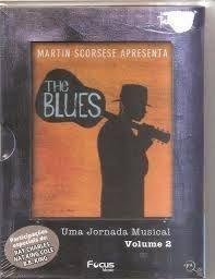 THE BLUES UMA JORNADA MUSICAL VOLUME 2 DVD