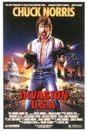 CHUCK NORRIS , INVASÃO USA DVD
