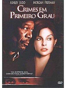 CRIMES EM PRIMEIRO GRAU  DVD