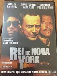 REI DE NOVA YORK DVD