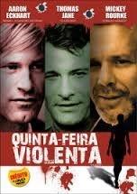 QUINTA-FEIRA VIOLENTA DVD