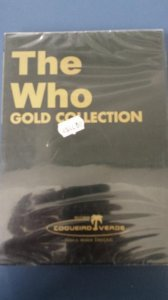 THE WHO GOLD COLLECTION DVD