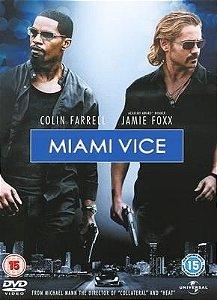 MIAME VICE DVD