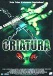 CRIATURA DVD