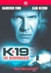 K-19  THE WIDOWMAKER  DVD