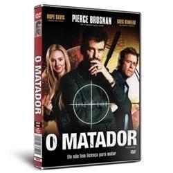 O MATADOR  DVD